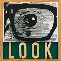 "Joe Tilson, ""Look"""