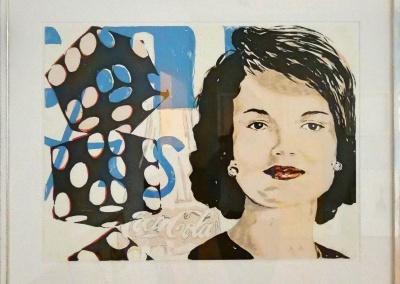 """Heiner Meyer, """"Jacky"""", Lithographie, 60 x 80 cm, Aufl. 50 Ex."""