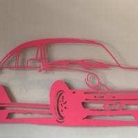 Jan Petersen, Porsche, Stahlschnitt