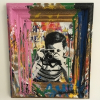 "Mr. Brainwash, ""Boy"""