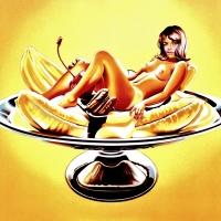 "Mel Ramos, ""Banana Split"""