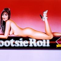 "Mel Ramos, ""Tootsie Roll"""